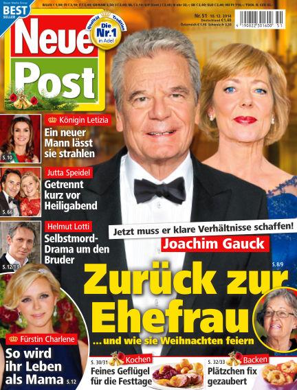 Neue Post December 10, 2014 00:00