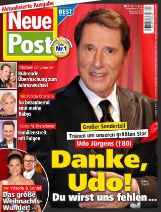 Neue Post NR.1 2015