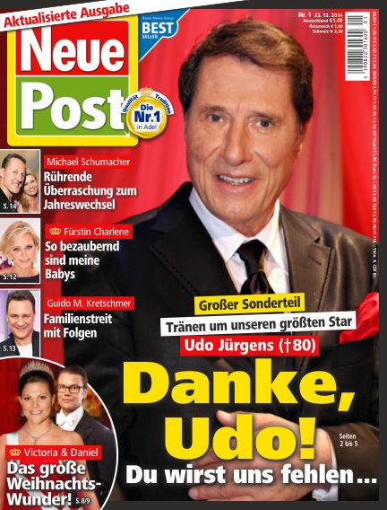 Neue Post December 23, 2014 00:00