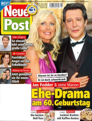 Neue Post NR.6 2015