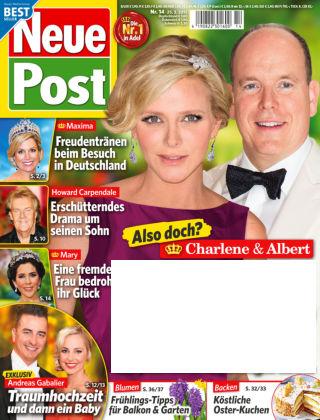 Neue Post NR.14 2015