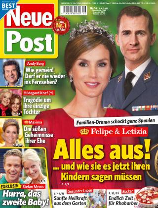 Neue Post NR.16 2015