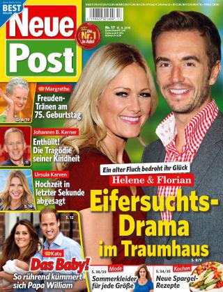 Neue Post NR.17 2015