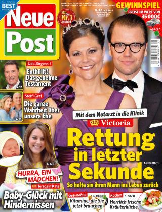 Neue Post NR.20 2015