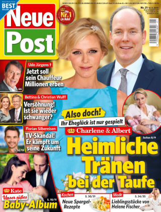 Neue Post NR.21 2015