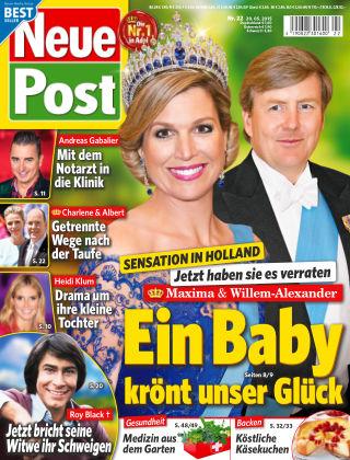 Neue Post NR.22 2015