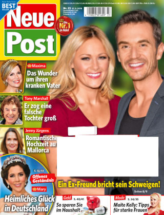 Neue Post NR.23 2015