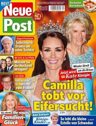 Neue Post NR.24 2015