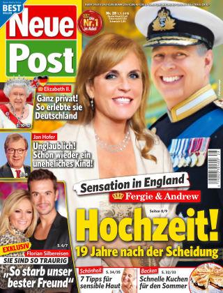 Neue Post NR.28 2015