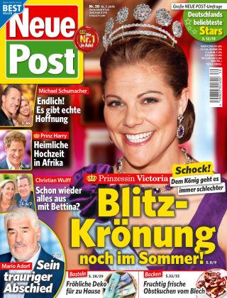 Neue Post NR.30 2015