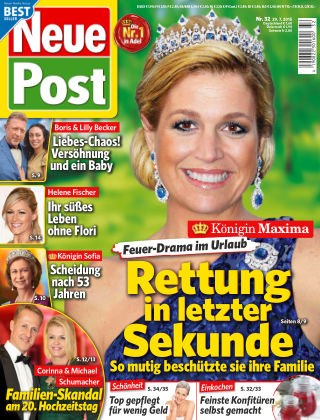 Neue Post NR.32 2015