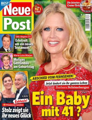 Neue Post NR.34 2015