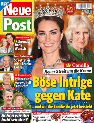 Neue Post Nr. 35 2015