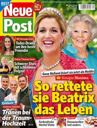 Neue Post NR.39 2015
