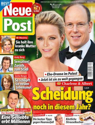 Neue Post NR.40 2015