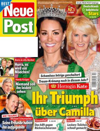 Neue Post NR.42 2015