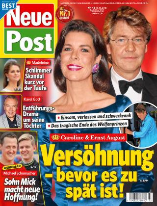 Neue Post NR.43 2015