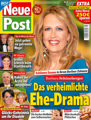 Neue Post NR.45 2015