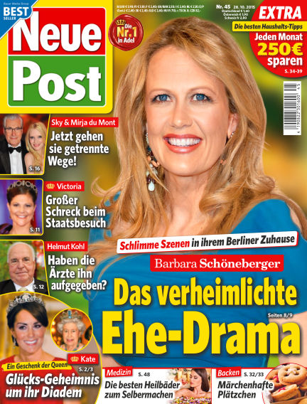 Neue Post October 28, 2015 00:00