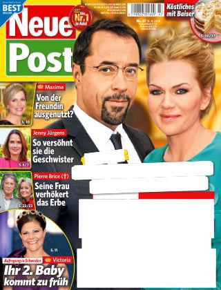 Neue Post NR.47 2015