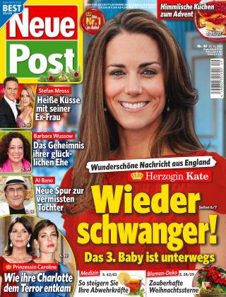 Neue Post NR.49 2015