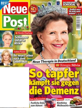 Neue Post NR.50 2015