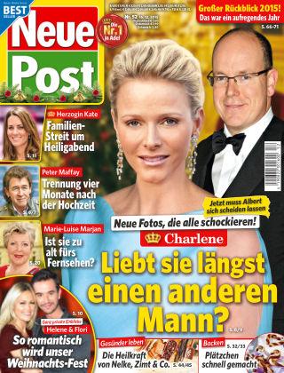 Neue Post NR.52 2015