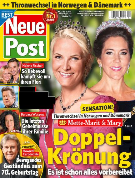 Neue Post January 13, 2016 00:00