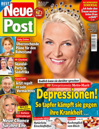 Neue Post NR.08 2016