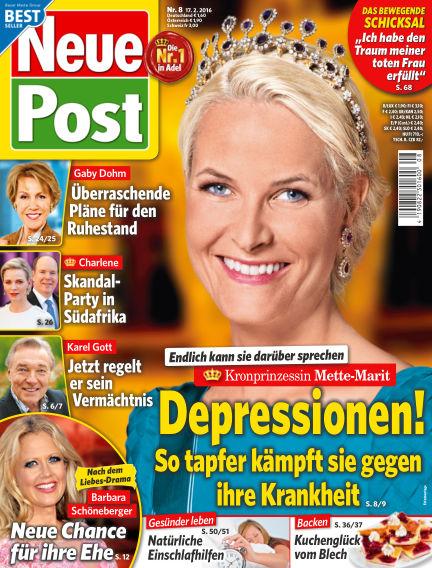 Neue Post February 17, 2016 00:00