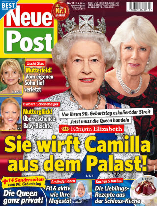Neue Post NR.17 2016