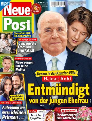 Neue Post NR.18 2016