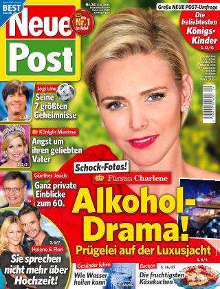 Neue Post NR.24 2016