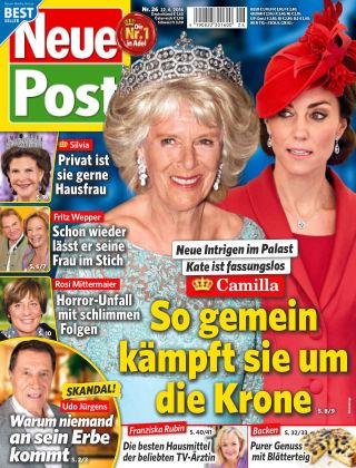 Neue Post NR.26 2016