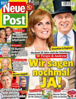 Neue Post NR.27 2016