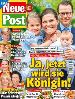 Neue Post NR.32 2016