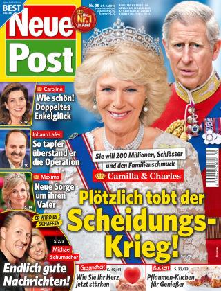 Neue Post NR.35 2016