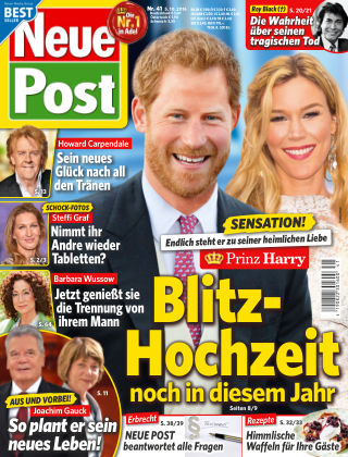 Neue Post NR.41 2016