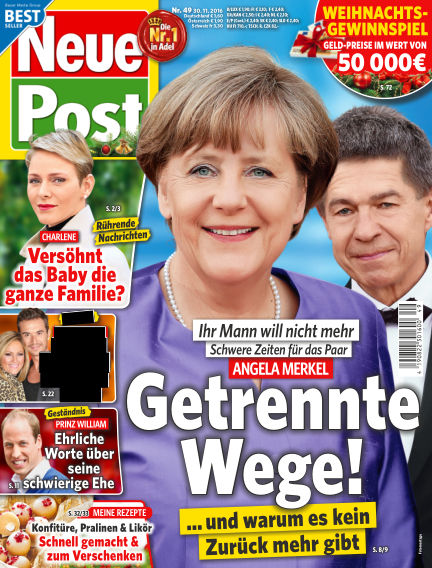 Neue Post November 30, 2016 00:00