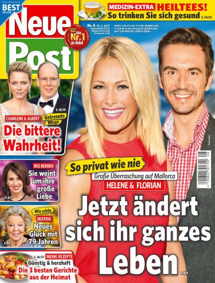 Neue Post February 15, 2017 00:00