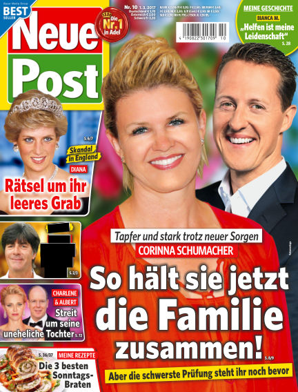 Neue Post March 01, 2017 00:00
