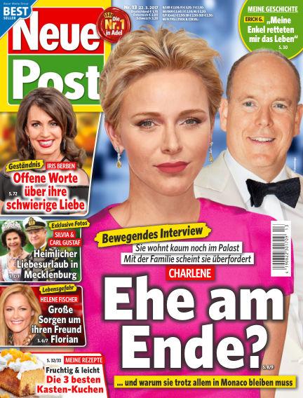 Neue Post March 22, 2017 00:00
