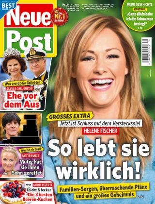 Neue Post NR.24 2017