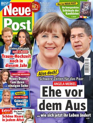 Neue Post NR.41 2017
