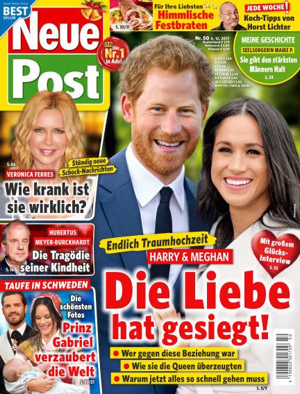 Neue Post December 06, 2017 00:00