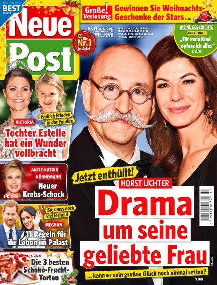 Neue Post December 13, 2017 00:00