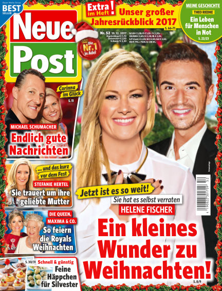 Neue Post December 19, 2017 00:00