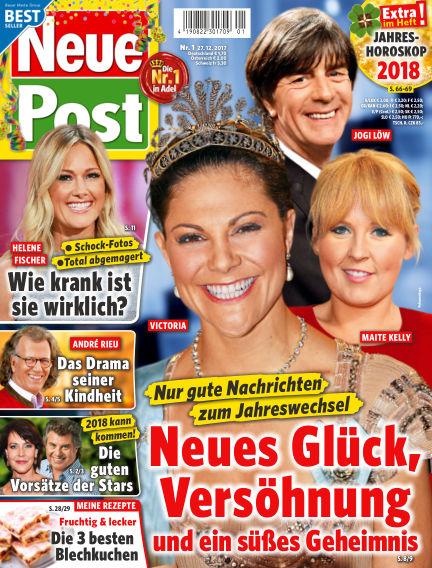 Neue Post December 27, 2017 00:00