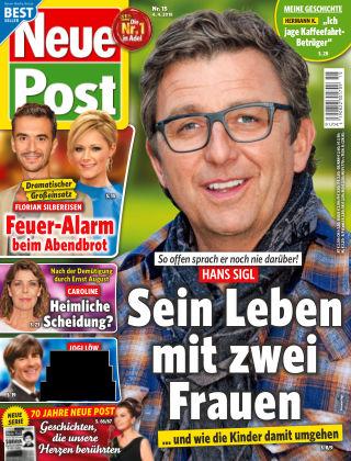 Neue Post NR.15 2018