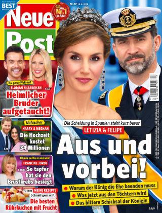 Neue Post NR.17 2018